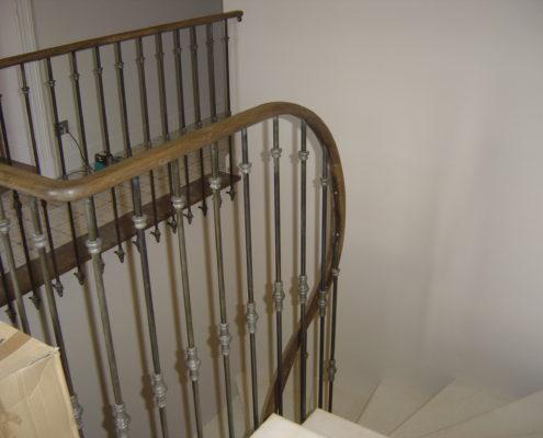 escalier pont saint esprit