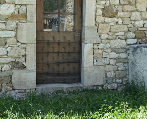 porte d'entrée pont saint esprit