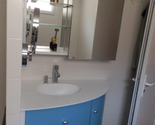 Salle de bain modern 2 Pont Saint Esprit